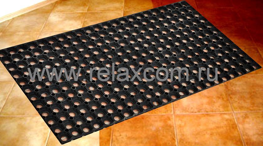 hollow mat